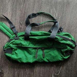 Handbags - Small Green Duffle Bag